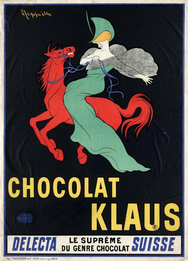 Chocolat KLAUS, 1903