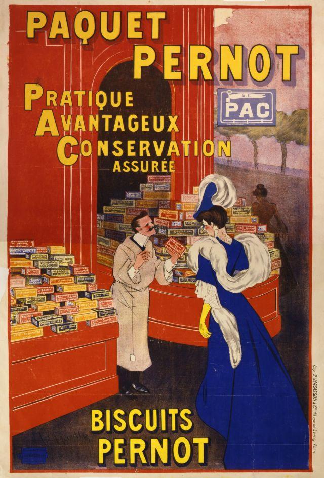 Paquet Pernot, 1905