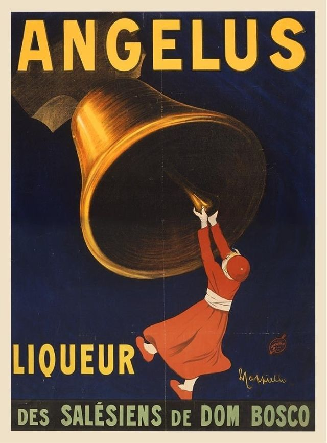 Angelus Liqueur, 1907