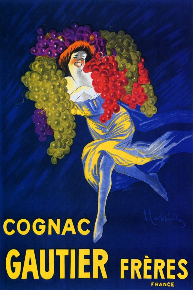 Cognac GAUTIER Frères, 1907
