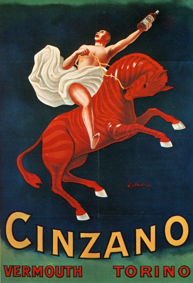CINZANO, 1910