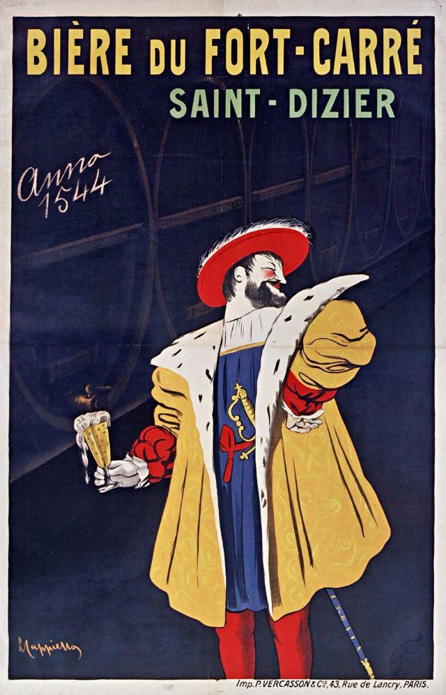 BIÈRE du FORT-CARRÉ, 1911
