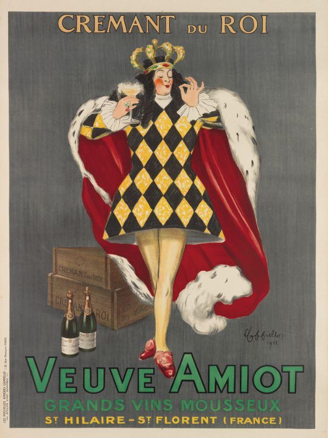 VEUVE AMIOT - Cremant du Roi, 1922