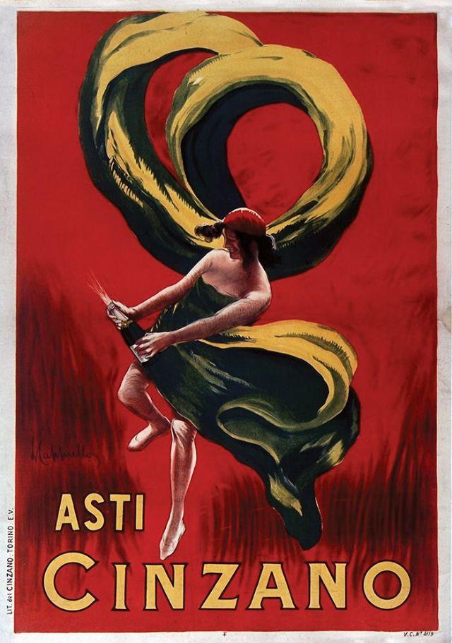 Asti Cinzano, 1928