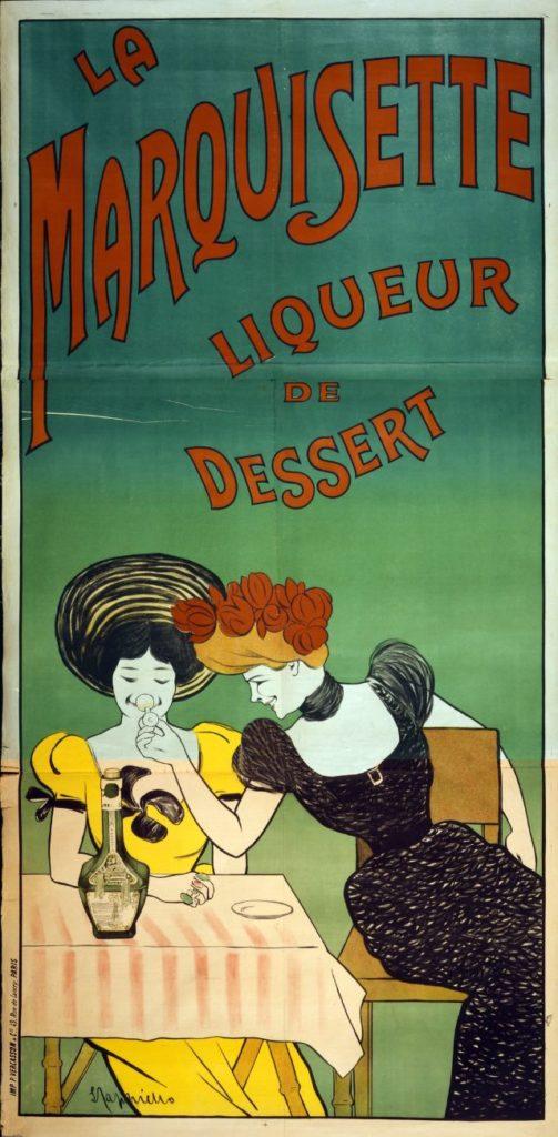 La Marquisette, 1901