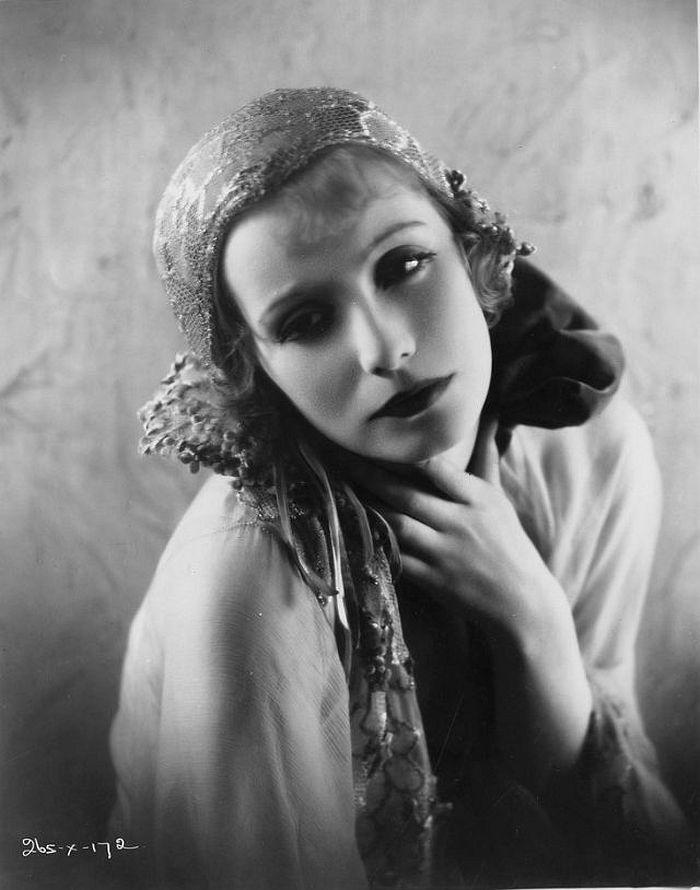 Грета Гарбо, 1926 год.