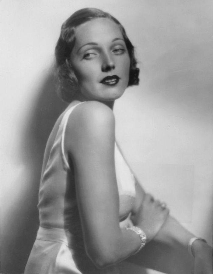 Эдриенн Эймс, около 1929 года. Фотограф: Рут Харриет Луиза