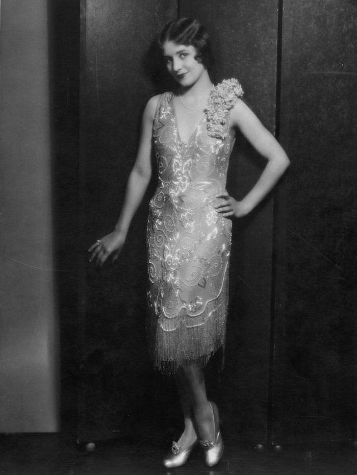 Элиза Дэй, 1928 год.