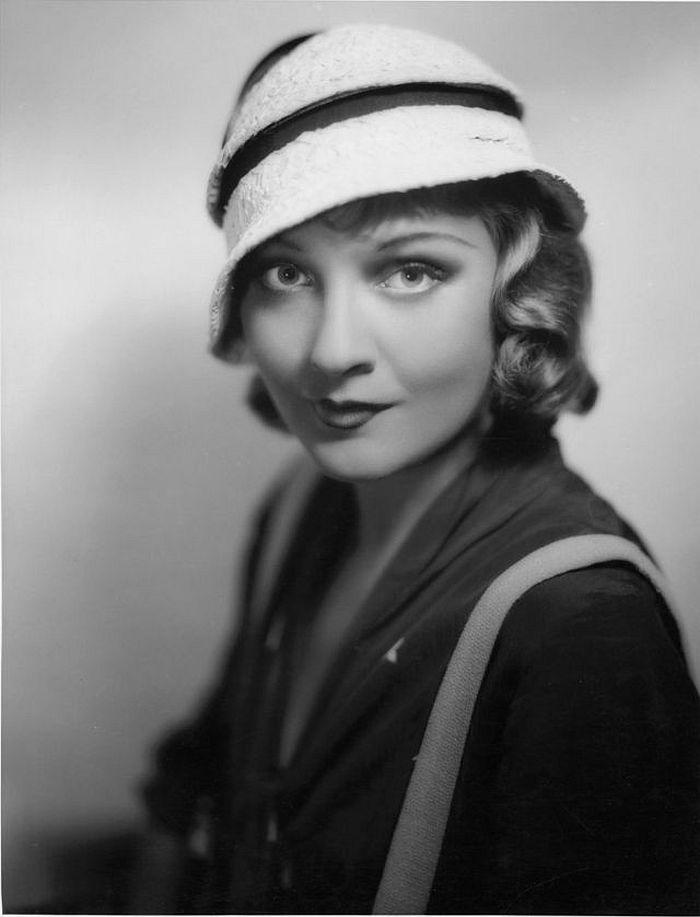 Анна Стен, около 1927 год.