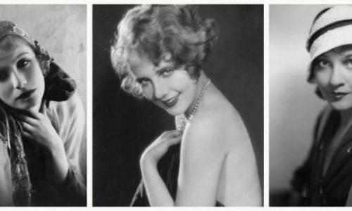 Рут Харриет Луиза, винтажные портреты, 1920