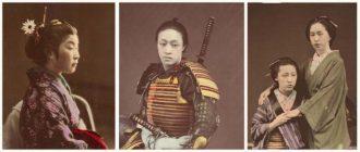 Синъити Судзуки: раскрашенные вручную фотографии Японии, 1870