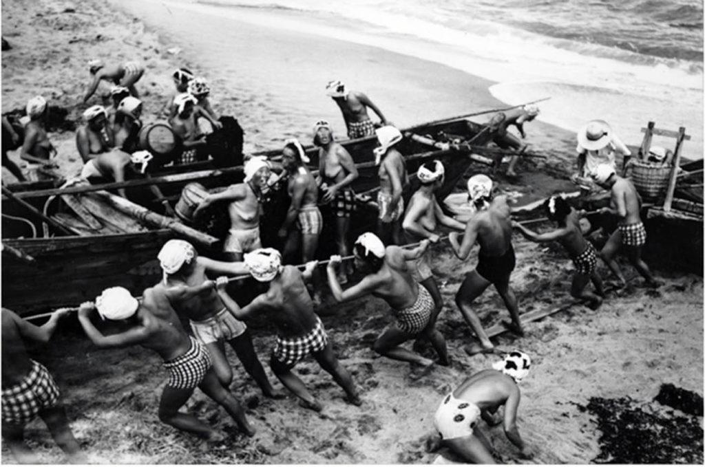 Фотографии Ивасэ Ёсиюки считаются единственной исчерпывающей документацией об этой почти исчезнувшей традиции.