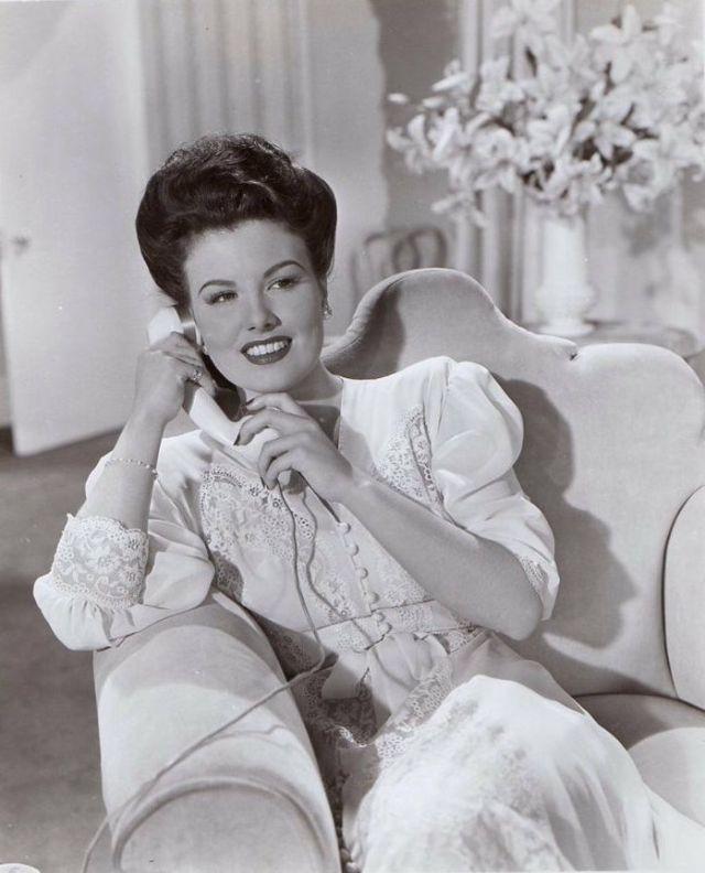 Шила Райан, гламурные фотографии американской актрисы, 1940