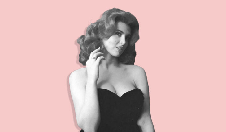 Тина Луиз, цветные фотографии, 1960