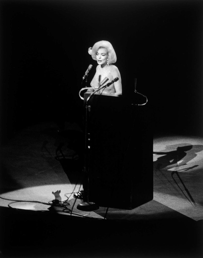 Выступление было одним из последних крупных публичных выступлений Монро перед ее смертью менее чем через три месяца, 4 августа 1962 года.