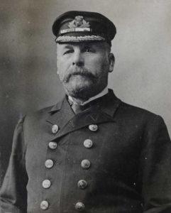 """Эдвард Джон Смит, капитан """"Титаника"""""""